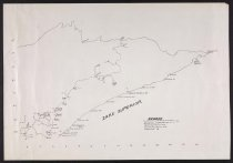 Image of Logging and railroad map