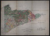 Image of Superior national forest ownership map