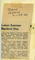 Image of OB1963-015 - Newspaper