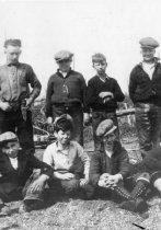 Image of Bou scouts, 1930, 14 mile hike