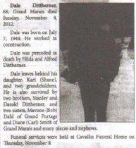 Image of OB2012-065 - NEWSPAPER