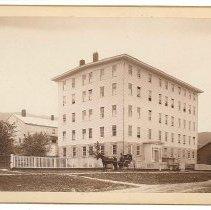 Image of Center Family Dwelling, Mount Lebanon, NY