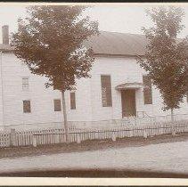 Image of Meetinghouse, Church Family, Mount Lebanon, NY