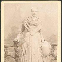 Image of Eldress Eliza Ann Taylor, Mount Lebanon, NY