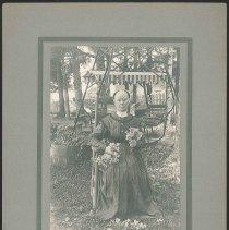Image of [Eldress Margaret Eggleston, Second Family, Mount Lebanon, NY] - Second Family, Mount Lebanon, NY