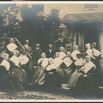Image of [Group of Shakers] - Mount Lebanon, NY
