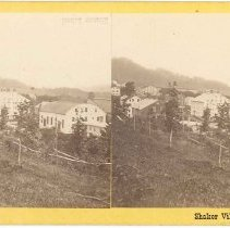 Image of Shaker Village, Mt. Lebanon. - Mount Lebanon, New York