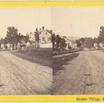 Image of Shaker Village, Mt. Lebanon, N. Y.