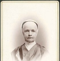 Image of [Eldress Harriet Bullard] - Mount Lebanon, NY