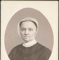 Image of [Sister Elizabeth Seidel: She Made Brethrens' Pants] - Mount Lebanon, NY