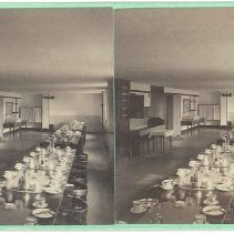 Image of Dining Room, North Family, Mount Lebanon, NY