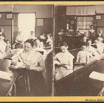 Image of Shaker School, Mount Lebanon, New York