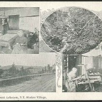 Image of Scenes at the Mount Lebanon, N.Y. Shaker Village - Mount Lebanon, NY