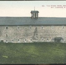 Image of The Stone Barn, Shaker Village, Mt. Lebanon N.Y. - Mount Lebanon, NY