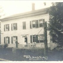 Image of Store, North Family Shakers, Mt. Lebanon N.Y. - Mount Lebanon, NY