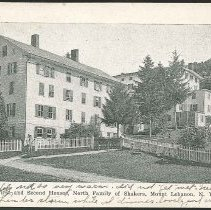 Image of First and Second Houses, North Family of Shakers, Mt. Lebanon N.Y. - Mount Lebanon, NY