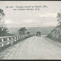 Image of No. 823. Crossing Summit of Taconic Mts., Near Lebanon Springs, N.Y. - Mount Lebanon, NY