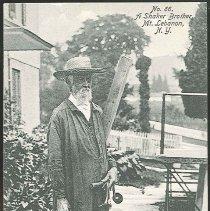 Image of No. 66, A Shaker Brother, Mount Lebanon, N.Y. - Mount Lebanon, NY