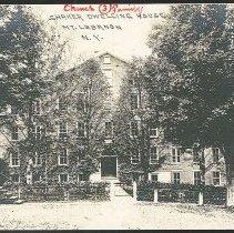 Image of Shaker Dwelling House, Mt. Lebanon, N.Y. - Mount Lebanon, NY