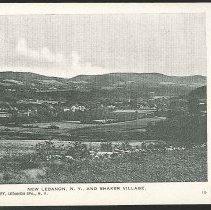 Image of New Lebanon, N.Y., And Shaker Village - Mount Lebanon, NY