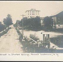 "Image of ""Street in Shaker Village, Mount Lebanon, N.Y."" - Mount Lebanon, NY"