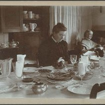 Image of Visitor's Dining Room - Mount Lebanon, NY