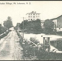 Image of Street in Shaker Village, Mt. Lebanon N.Y. - Mount Lebanon, NY