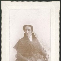 Image of [Sister Sarah Collins, South Family] - Mount Lebanon, NY