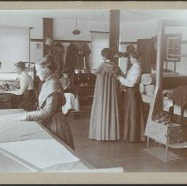 Image of [In the Cloak Workshop] - Mount Lebanon, NY