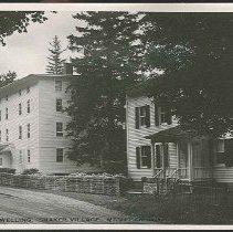 Image of Main Dwelling, Shaker Village, Mount Lebanon N.Y. - Mount Lebanon, NY