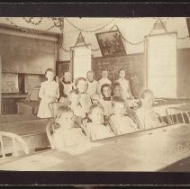 Image of [Group of Young Girls] - Mount Lebanon, NY
