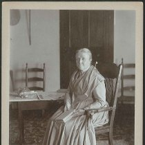 Image of [Sister Leila S. Taylor, North Family] - Mount Lebanon, NY