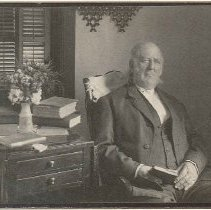 Image of [Brother George Wickersham] - Mount Lebanon, NY