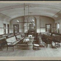 Image of [Meeting Room, Church Family Dwelling] - Mount Lebanon, NY