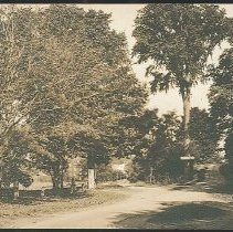 Image of A View at Shakers, Mount Lebanon N.Y. - Mount Lebanon, NY