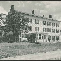 Image of [Office and First Dwelling] - Mount Lebanon, NY