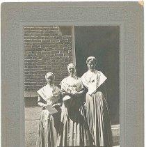 Image of [Sadie Neale, Emma Neale, and Alice Wade] - Mount Lebanon, NY