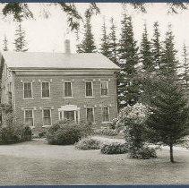 Image of [Minister's House, Church Family] - Mount Lebanon, NY