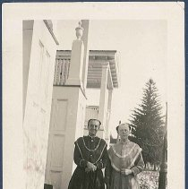 Image of [Sisters Flora Appleton and Jessie Evans] - Canterbury, NH