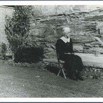 Image of [Sister Rosetta Stevens] - Mount Lebanon, NY