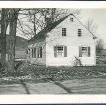"""Image of """"School House, Hancock Shakers"""" - Mount Lebanon, NY"""