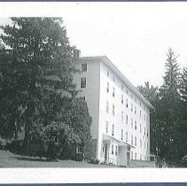 Image of [Rear of the first Dwelling] - Mount Lebanon, NY