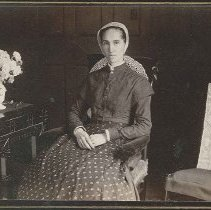Image of [Sister Clarissa Jacobs] - Mount Lebanon, NY