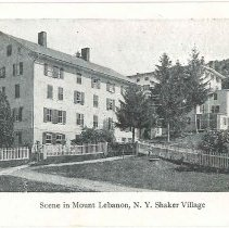Image of Scene in Mt. Lebanon, NY shaker Village - Mount Lebanon, NY