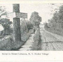 Image of Scene in Mt. Lebanon, N.Y. Shaker Village - Mount Lebanon, NY