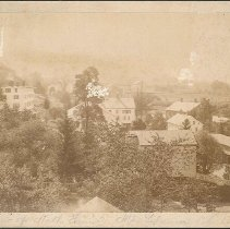 "Image of ""View of North Family Mt. Lebanon"" - Mount Lebanon, NY"