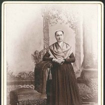 Image of [Portrait of Eldress Anna Case] - Mount Lebanon, NY