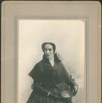 Image of [Eldress Sarah Collins, South Family] - Mount Lebanon, NY