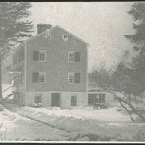 Image of [View of a Mount Lebanon Building] - Mount Lebanon, NY