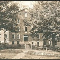 Image of Dwelling House, Church Family Shakers - Mount Lebanon, NY